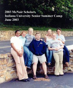 2003 Scholars