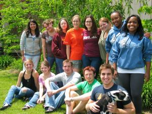 2009 Scholars in Indiana